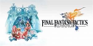 Final Fantasy Tactics Advance Game Boy Advance Jogos
