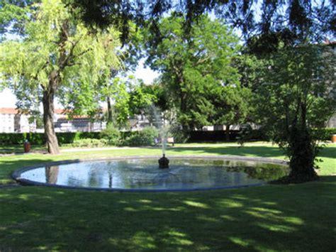 jardin de la cour d 39 appel de riom riom