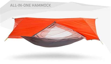 All In One Hammock by Sunda 2 Person All In One Tent And Hammock Gadgetsin
