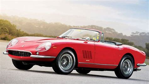 275 Gtb Price by 275 Nart Spyder World Record Auction Price Car