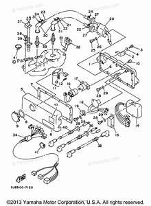 Yamaha Waverunner 1997 Oem Parts Diagram For Electrical