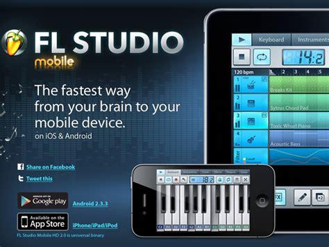 fruity loops studio mobile laissez libre cours 224 votre imagination avec fruityloops