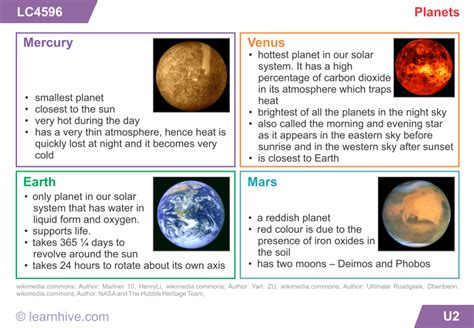 learnhive cbse grade 5 science our universe lessons exercises and practice tests