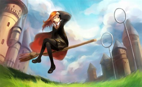 Anime Harry Potter Wallpaper - harry potter anime wallpaper hd