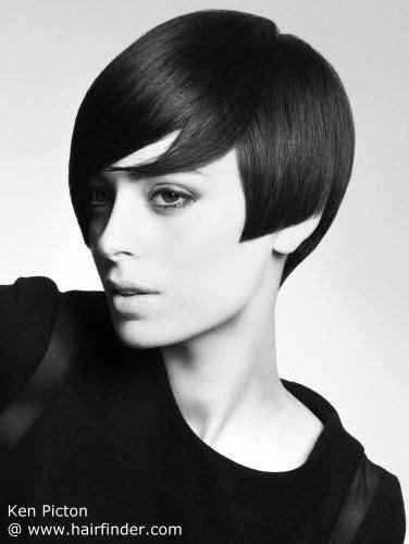mod hairstyle ideas  pinterest  mod mod