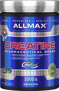 Allmax Creatine Powder  U2013 Body Energy Club