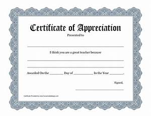5 Best Images of Printable Teacher Appreciation ...