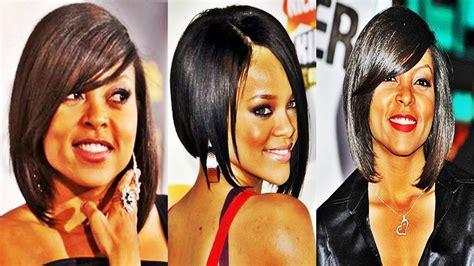 Unique Bob Hairstyles For Black Women 2017