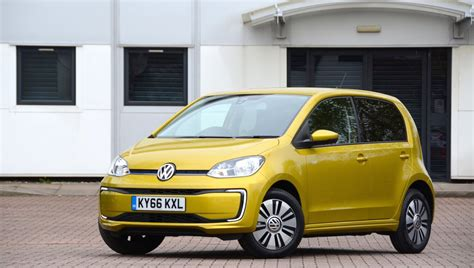 vw e up volkswagen e up review greencarguide co uk