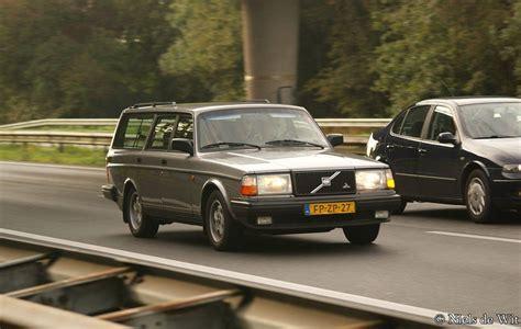 Volvo 240 Mpg by 1992 Volvo 240 Gl 4dr Sedan 5 Spd Manual W Od