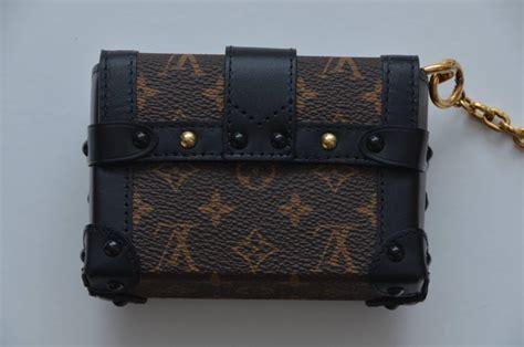 louis vuitton runway miniature essential trunk bag      sale  stdibs