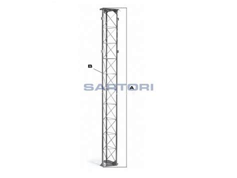 traliccio triangolare traliccio modulare a sezione triangolare