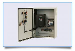 3 Phase Electrical 0 75kw 220v Vfd Control Panel Control