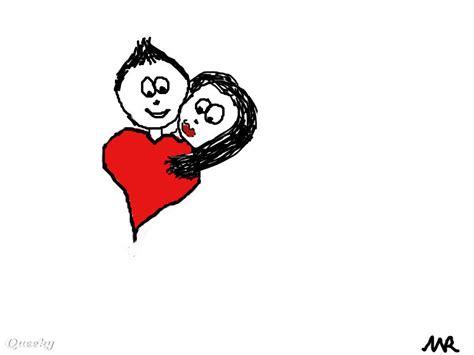 cute love  cartoons speedpaint drawing  megmeg