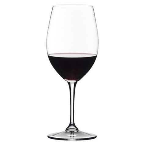 riedel barware riedel vivant 4pc wine glass set 12 5oz target