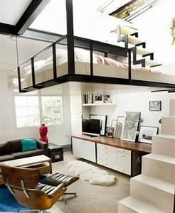 Lit Au Plafond Electrique : lit suspendu design meilleures images d 39 inspiration pour ~ Premium-room.com Idées de Décoration