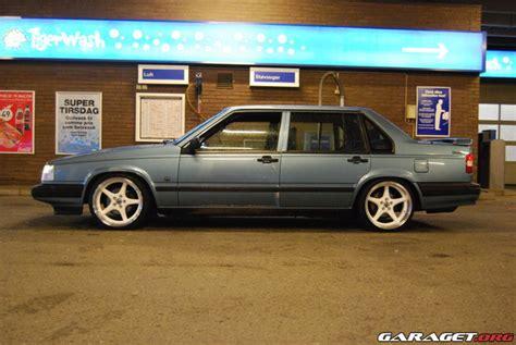 volvo  turbo   garaget