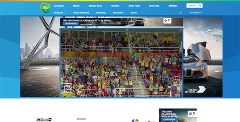 The Games Of The Xxxi Olympiad Live The Webby Awards