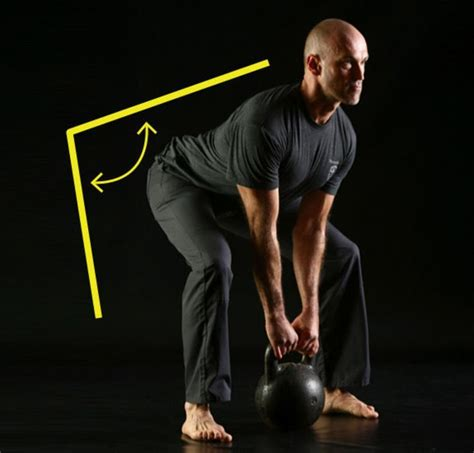 kettlebell swing perfect secrets hinge fitness training hip menshealth workout swings sports learn health chest sexy