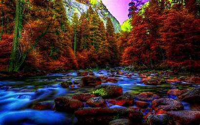 Fall 3d Autumn Pc Yosmite