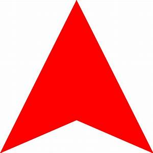 Red Arrow Up - ClipArt Best