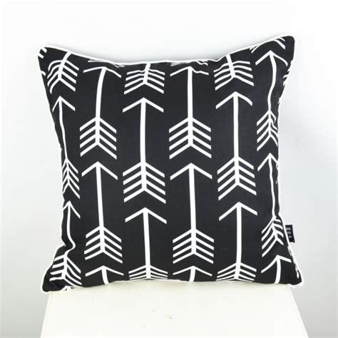 black and white pillows ikea aliexpress com buy 45 45 cm home textile ikea decorative pillow covers black white arrow