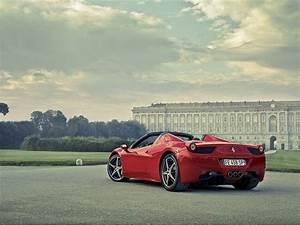 Ferrari 458 Spider Wallpapers - Wallpaper Cave
