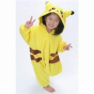 Pikachu Kids Onesie   Pikachu Kids Costume   Pikachu Kids ...