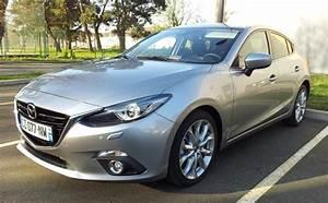 Mazda3 Dynamique : essai mazda 3 2 2 skyactiv d auto dynamique ~ Gottalentnigeria.com Avis de Voitures