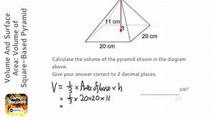 31 What Is The Volume Of The Pyramid In The Diagram