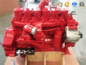 China 5 9l Displacement 205hp Diesel Engine 6btaa5 9 For