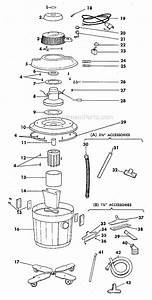 Oreck Xlwd69 Parts List And Diagram   Ereplacementparts Com