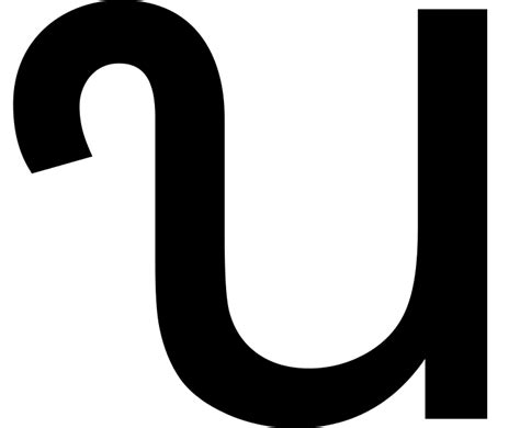 Latin Small Letter U With Hook.svg