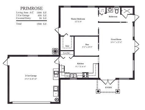 2 floor plans with garage appealing garage house floor plans contemporary best