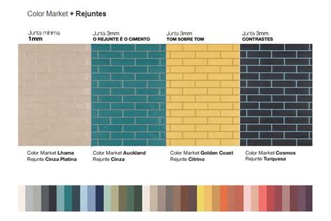 market colors color market rejuntes portobello utilidades