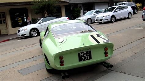 Stirling Moss' Ferrari 250 Gto 35 Million Dollar Car