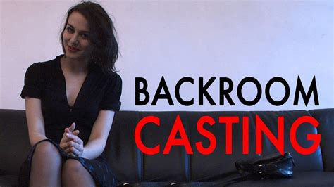 backroom casting studio bagel youtube