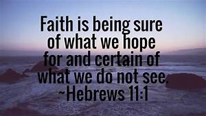 Bible Verses About Hope - YouTube