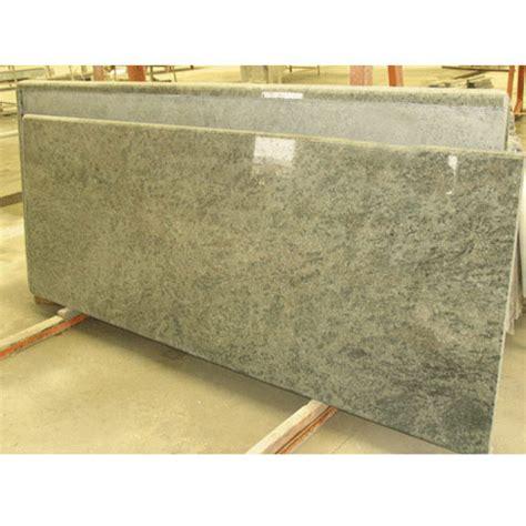 light green granite countertop