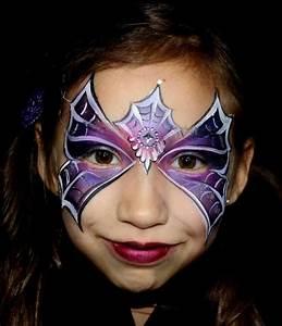 Halloween Schmink Bilder : 127 besten schminken spider bilder auf pinterest bemalte gesichter gesichter und kost me ~ Frokenaadalensverden.com Haus und Dekorationen