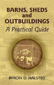 Barns  Sheds And Outbuildings - Book