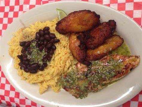 Cuban Dish  Picture Of Country Corner Kitchen, Ellijay