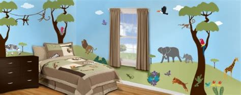 Jungle Theme Room Decor. Jungle Theme-airplane Decor