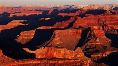 Canyon Grand Wallpapers Desktop Sunset Definition Widescreen