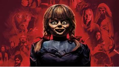 Annabelle Comes Poster Info