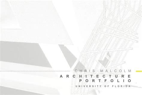 13243 landscape architecture portfolio cover chris malcolm architecture works booklets