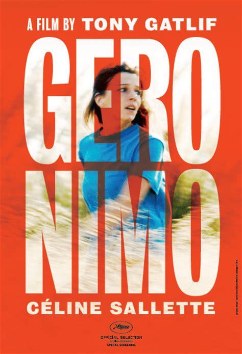 affiche du film geronimo affiche  sur  allocine
