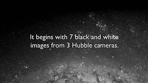 Raw Pictures From Hubble - Pics about space