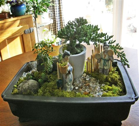 Zen Garten Miniatur by 222 Best Miniature Zen Gardens Images On Zen