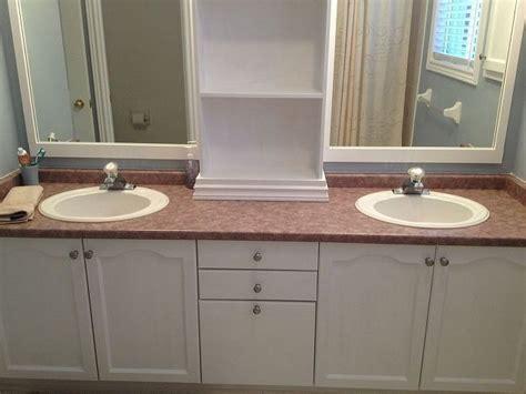 Redo Bathroom Ideas by Best 25 Bathroom Mirror Redo Ideas On Redo